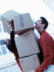 packing and moving business